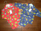 BABY BOY DINOSAUR  PRINTED BRUSHED COTTON PYJAMAS