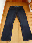 F & F SMART RAW INDIGO REGULAR FIT JEANS 32 LONG BLUE BNWT