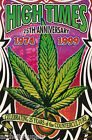 POSTER : 25th ANNIVERSARY OF HIGH TIMES MAGAZINE FREE SHIPPING ! #3582 LC28 B
