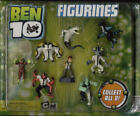 8 NEW RETIRED CARTOON NETWORK BEN 10 FIGURE SET CAKE TOPPER FIGURES YOU PICK ONE