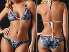 Sinful by Affliction SULFUR Women's Swimwear Bikini - SM403 - NEW - White
