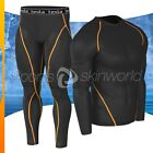 New Mens Compression Under Base Layer Gear Shorts Wear Shirt & Pant R01P06BO