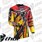 Thor 2013 Phase Stix Jersey Motocross Enduro MX Quad MTB Shirt Trikot Cross DH