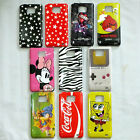 New Cartoon Designs Hard Cover Case for Samsung Galaxy SII S2 i9100
