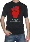 fm10 t-shirt uomo RAGE AGAINST 2 the machine alternative MUSICA