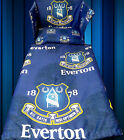 Everton Football Club Bedding Set for Cot, Cot Bed and Junior Size Duvet Cover