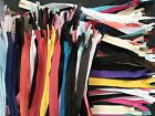 INVISIBLE ZIPPERS GRAB BAG: Mixed Assortment of Colors/Sizes YKK~UCAN~25,50,100