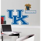 University of Kentucky Giant Peel & Stick Removable Wall Decal Sticker