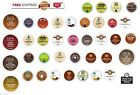 FRESH Keurig K-cups COFFEE PICK FROM ANY BRAND & FLAVOR Ships FREE