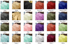 1000TC FULL COMPLETE USA BEDDING SET STRIPE 100%COTTON CHOOSE COLOR AND ITEMS