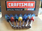 NEW CRAFTSMAN METRIC OR SAE NUT DRIVER- CHOOSE YOUR SIZE FAST FREE SHIP