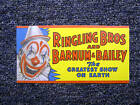Sticker for American Flyer Circus Whistling Billboard