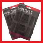 250 Or 500 Hair Grip Grips Bobbin pins By Glamorize Inc Plastic Ends 40 & 60mm