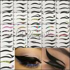 Sticker Eyeliner Tatouage Tattoo Temporaire Yeux Autocollant Maquillage Sexy Pro