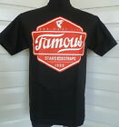 "Genuine ""Top Choice""  Famous Mens  Crew Neck Tee - Black"