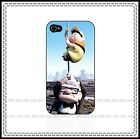 Up Disney Pixar Animation Iphone 4 / 4s / 5 Black or White Hard Case Russell Fun