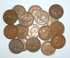 Great Britain/UK 1937 - 1952 - George VI Bronze Half-Pennies - Select the Date