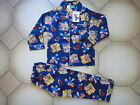 BNWT Super Mario Boys Winter Pyjamas/PJ Size 4,5,6,8,10