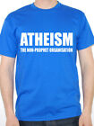 ATHEISM THE NON PROPHET ORGANISATION - Religion / Atheist Themed Men's T-Shirt