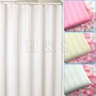 Top Quality 100% Polyester Modern Bathroom Shower Curtain Ring Hook Washable