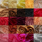Top Quality Antistatic Dress Lining in 29 Colours, Reds, Pinks Browns & Yellows