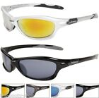 SPORTS MENS WOMENS BOYS GOLF BIKER RUNNING FISHING CYCLING WRAP SUNGLASSES X-87