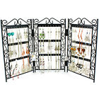 Screen Stud Earring Jewellery Display Stand Case Unit Holder Storage Organiser
