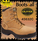 Oliver Work Boots 45632C Wheat  Lace-Up Brand New *All Sizes