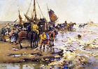 Art Print - Dutch Scene F - Alten Mathias
