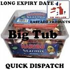 Haribo Starmix 2kg,Sweet Tub Party Favours  1kg, 500 grams 250 or  100 grams