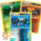 Black & White Holo and Reverse Holo RARE Pokemon Cards Choose Your Own!