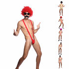 Sexy Mankini Costume Thong Stag Party Beach Swim Suit Borat style Valentine Gift