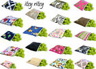 Itzy Ritzy Snack Happened Reusable Bag Machine Washable Snack Tote Zipper U Pick