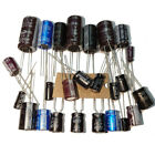 Radial Electrolytic Capacitors / Various Value and Voltage