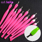 10pcs Cuticle Pusher Trimmer Pedicure Nail Toe Manicure Pedicure Nail Art