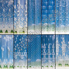 SELECTION OF TOP QUALITY GREAT VALUE NET CURTAINS SOLD BYTHE METRE CHEAP P&P NEW