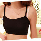 Korean Bow-Knot Cross Bra Camisole Backing Bamboo Fiber Sexy Wrapped Chest D115