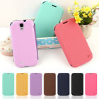 NEW Feelook Premium SLIM FIT Flip Case Cover for Samsung Galaxy S4 i9500