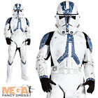 Deluxe Clone Trooper Star Wars Boys Fancy Dress Costume