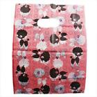 Hot Fashion Multi-color Print Flowers Plastic Useful Boutique Gift Carrier Bags