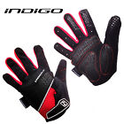 MENS / LADIES INDIGO PRO CYCLING GLOVES RRP £19.99