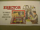 Repro Sticker for American Flyer Erector Whistling Billboard