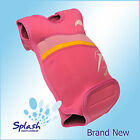 Konfidence Babywarma Wetsuit. Pink. Baby Wrap Wetsuit. Splash About