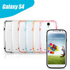 SIMPLY BUMPER Case Cover for Samsung Galaxy S4 i9500 i545 M919 R970 L720 i337