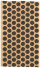 "3 /8"" Brown Felt Dots Surface Protector Pad Trophy Cabinet Furniture Crafts 120 +"