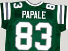CUSTOM NAME, # VINCE PAPALE INVINCIBLE MOVIE JERSEY GREEN ANY NAME, #, ANY SIZE