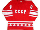 ALEXANDER MALTSEV USSR CCCP RUSSIA HOCKEY JERSEY QUALITY SEWN NEW ANY SIZE