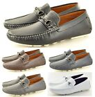 New Mens Soft & Comfortable Casual Loafers Moccasins Slip on Shoes UK Sizes 6-11