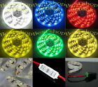 1M 3M 5M 3528 Waterproof SMD 300 LEDS 12V LED Strip Light 5M power supply UK