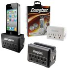 Energizer iSurge Charging Station: Free MFI Lightning and Micro USB Cables Inc.